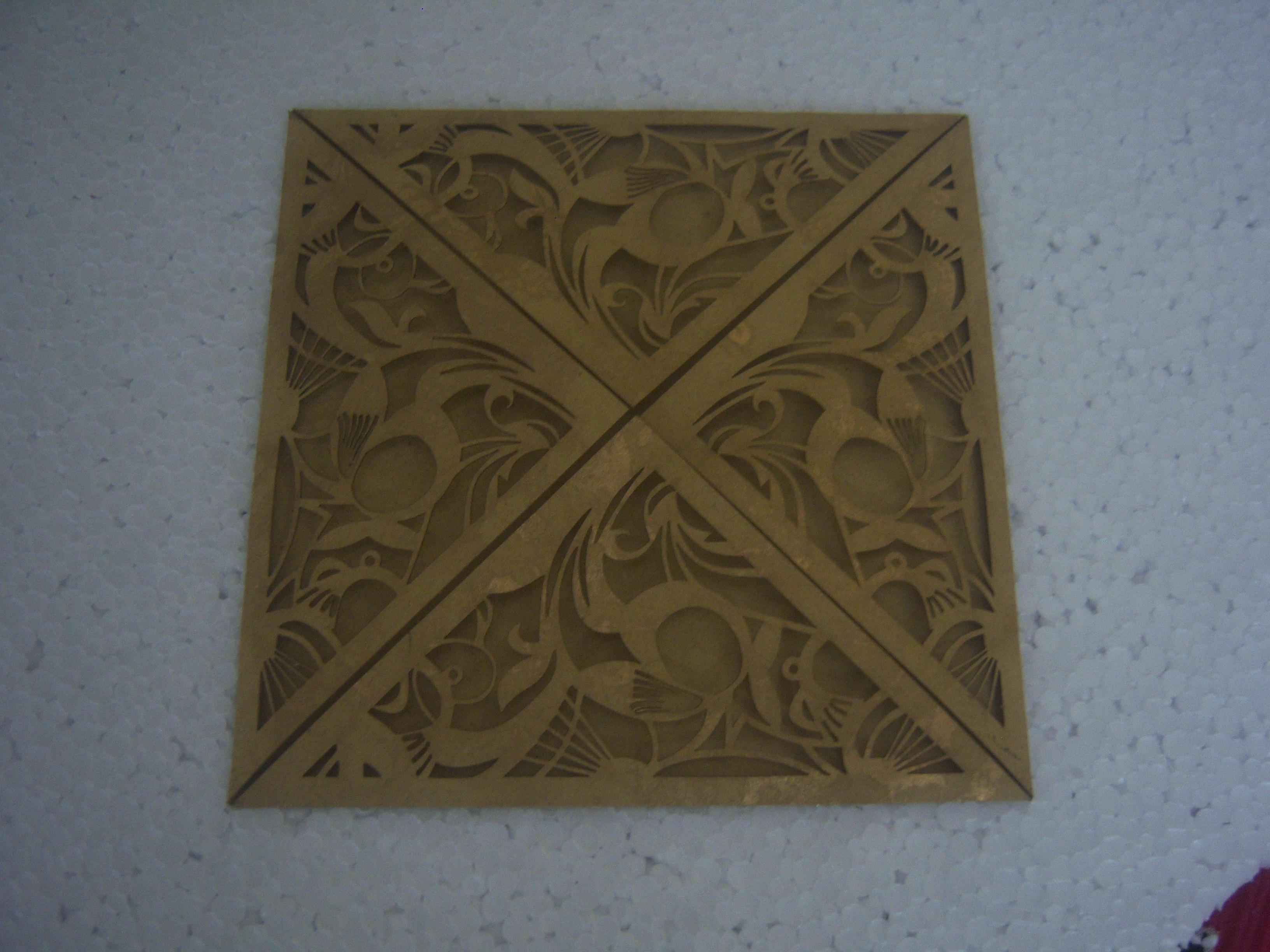 Custom Made Fabric Covered Wedding Invitation Boxes